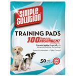 Simple Solution Original Training Pads 1ea/50 pk, 23 In X 24 in