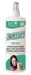 Pet Organics No Scratch Spray For Cats 16Oz