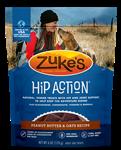 Zukes Dog Hip Action Peanut Butter 6Oz