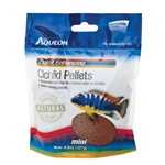 Aqueon Color Enhancing Cichlid Pellet Resealable Pouch 4.5oz