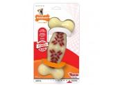 Nylabone Power Chew Action Ridges Chew Toy Bacon Flavor 1ea/X-Large/Souper - 50+ lb