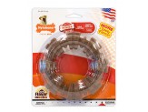 Nylabone Power Chew Textured Dog Chew Ring Toy Flavor Medley Flavor 1ea/X-Large/Souper - 50+ lb