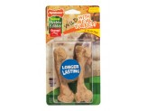 Nylabone Healthy Edibles Wild Turkey Medium 2Pk