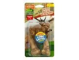 Nylabone Healthy Edibles WILD Natural Long Lasting Venison Flavor Dog Chew Treats 2 Count 1ea/Medium - Up To 35 lb