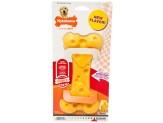 Nylabone DuraChew Cheese Bone Cheese Flavor 1ea/Large/Giant - Up To 50 lb