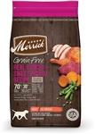 Merrick Grain Free Real Turkey + Sweet Potato Recipe Dry Dog Food 4lbs
