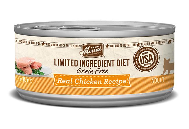 Merrick Cat Limited Ingredient Diet Chicken 5 oz. (24 Pack)