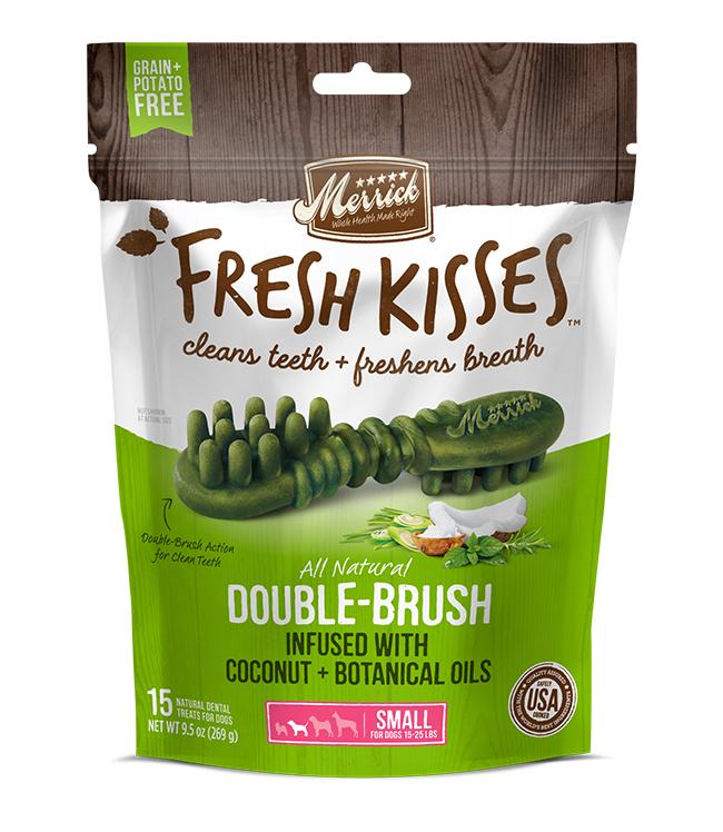 Merrick Fresh Kisses Coconut Oil For Small Dogs (17-30 lbs) 9.7OZ