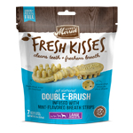 Merrick Dog Fresh Kisses Mint Strips Large 6.5Oz 4 Count
