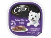 CESAR Classic Grilled Chicken Flavor in Sauce Wet Dog Food 24ea/3.5oz