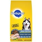 PEDIGREE High Protein Adult Chicken & Turkey Dry Dog Food 3.5lbs