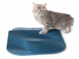 Petmate Molded Rubberized Litter Mat Assorted