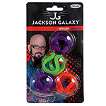 Jackson Galaxy Satellites Cat Toys 4Pk