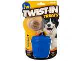 JW Pet Twist-In Treats Toy & Treat Dog Toy