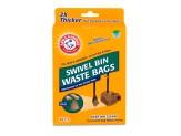Arm & Hammer Swivel Bin Waste Bags 20ct