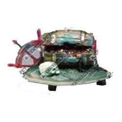 Penn-Plax Barrel of Jewels Air Aquarium Ornament Brown 1ea
