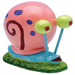 SpongeBob Aquarium Ornament Gary Multi-Color 1ea/2 in, Mini