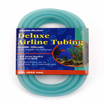 Penn-Plax Deluxe Silicone Airline Tubing Blue 1ea/3/16 In X 8 ft