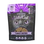 Vital Essentials  Cat Freeze Dried Mini Patty Turkey  8 oz.