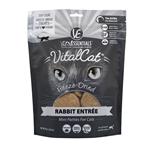 Vital Essentials Cat Freeze Dried Mini Patty Rabbit 8 oz.