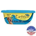 EarthBorn Holistic Tub Dog Food Duke's Din Din Duck 8oz  (Case of 8)