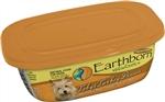 Earthborn Holistic Tub Dog Food Toby's Turkey Dinner 8oz   (Case of 8)