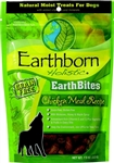 Earthborn EarthBites Chick Meal Recipe Treats 7.2oz