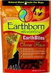 Earthborn EarthBites Cheese Flavor Treats 7.5oz