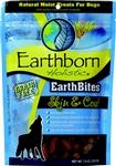 Earthborn EarthBites Skin & Coat Treats 7.5oz