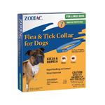 Zodiac Flea and Tick Collar for Dogs 1ea/Large