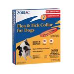 Zodiac Flea and Tick Collar for Dogs 1ea/Small 15