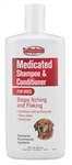 Sulfodene Brand Medicated Shampoo & Conditioner For Dogs 12Oz