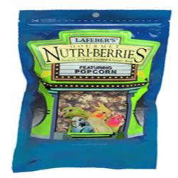 Lafeber Nutri-Berries Popcorn Cockatiel 4oz