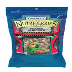 Lafeber Company Nutri-Berries Popcorn Parrot Treat 1ea/4 oz