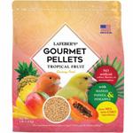 Lafeber Company Tropical Fruit Gourmet Pellets Canary Bird Food 1ea/4 lb