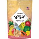 Lafeber Company Tropical Fruit Gourmet Pellets Parakeet Bird Food 1ea/1.25 lb