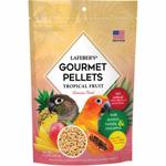 Lafeber Company Tropical Fruit Gourmet Pellets Conure Bird Food 1ea/1.25 lb