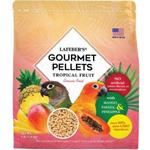 Lafeber Company Tropical Fruit Gourmet Pellets Conure Bird Food 1ea/4 lb
