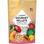 Lafeber Company Tropical Fruit Gourmet Pellets Macaw Bird Food 1ea/1.25 lb
