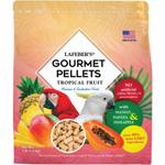Lafeber Company Tropical Fruit Gourmet Pellets Macaw Bird Food 1ea/4 lb