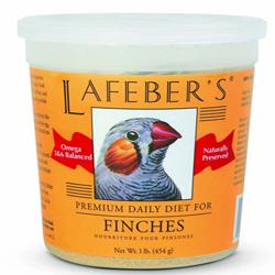 Lafeber Premium Diet Finch Granules Finch 1Lb