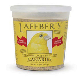 Lafeber Premium Diet Canary Pellets Canary 1.25lb