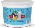 Lafeber Premium Diet Macaw/Cockatoo Pellets 25Lb