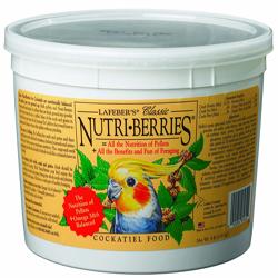 Lafeber Nutri-Berries Classic Cockatiel 4lb