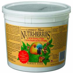 Lafeber Company Classic Nutri-Berries Parrot Food 1ea/3.25 lb