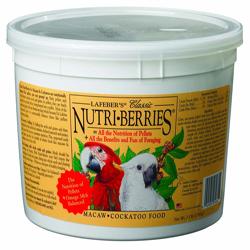 Lafeber Company Classic Nutri-Berries Macaw & Cockatoo Food 1ea/3.5 lb