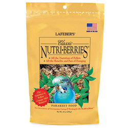 Lafeber Company Classic Nutri-Berries Parakeet Food 1ea/10 oz