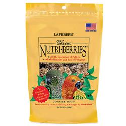 Lafeber Company Classic Nutri-Berries Conure Bird Food 1ea/10 oz
