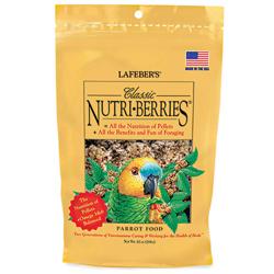 Lafeber Company Classic Nutri-Berries Parrot Food 1ea/10 oz