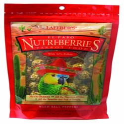 Lafeber Company El Paso Nutri-Berries Parrot Food 1ea/10 oz